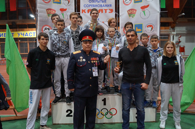 GOMEL OPEN CUP 2015